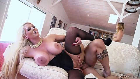 Milf Jenna Ashley and sd 1is mom that loves to have sex with other men