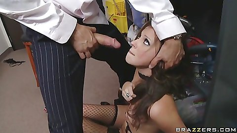 Missy gets fuck uped for her incompetence