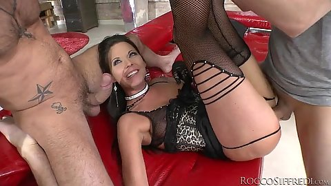 Turned into sex slave with lingerie whore Simony Diamond