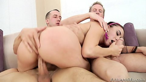 Young girl fucking dudes including anal from Mandy Muse