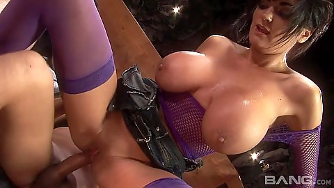 Daring big boobs lingerie sex with Kit Lee and Antonia Deona and Kat Lee