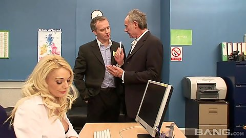 Office job employment Antonia Deona and Syren Sexton