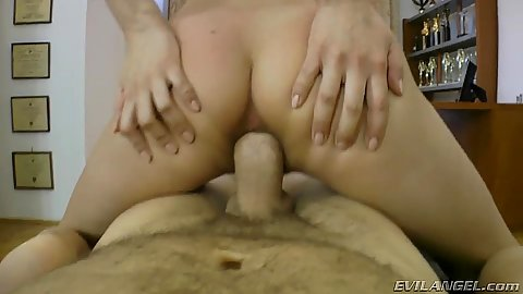 Ass stretching a very petite asian girl and her anus Nicoline