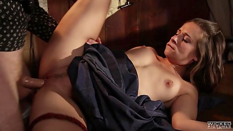 Playful sex with Cassidy Klein nailed rough