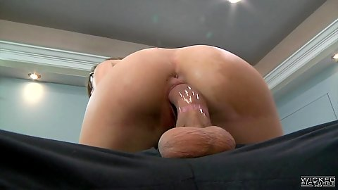 Tasty office conference room sex with secretary Natasha White