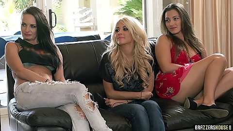 House party sluts with hotties Missy Martinez and Gianna Nicole and Ava Addams and Alektra Blue