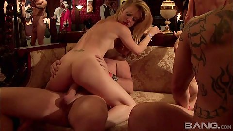 Swingers orgy party with wives getting swapped Princess Donna and Annie Cruz