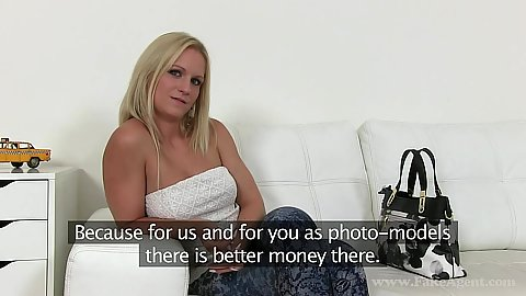 Audition fully clothed all natural girl having a chat Rosella