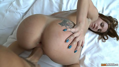 Turned from Brenda Boop doggy pumped from the back all in pov