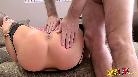Great position slamming indulging casting milf Sasha