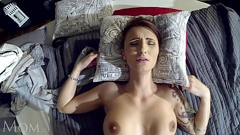Gabriela pov big tits pumped in her vagina with internal creampie leaking out