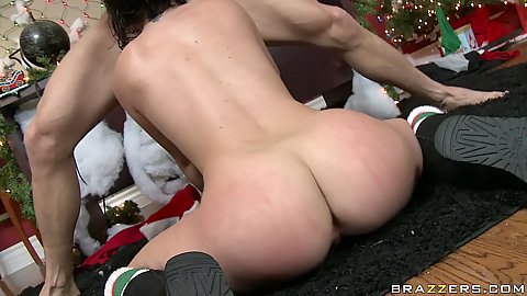 Chick gets analy penetrated from various angles