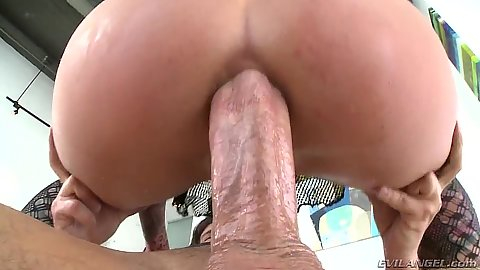 Fully anal service for big dick with ass to mouth Felicity Feline