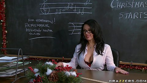 Xmas is in and we have some school sluts ready
