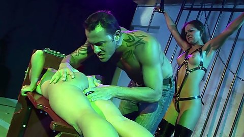 Fetish and bondage bdsm with Jenny Baby and Susanna and Jenny Baby