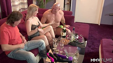 House orgy and wife sharing bitches Natalie Hot and Bebiii Kitty and Arianna