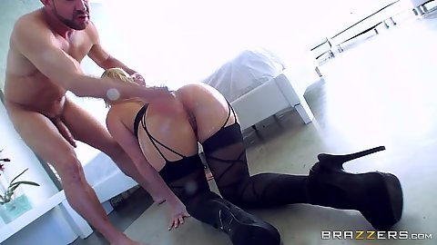 Body stocking fucking around with nice butt AJ Applegate
