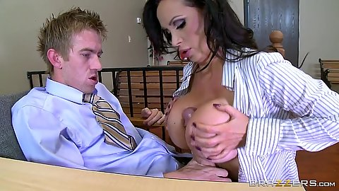 Titty fuck with the one and only Nikki Benz