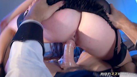 Vampire special redhead sex with Veronica Vain