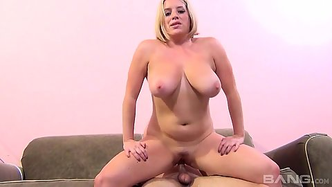 Spin the wheel sex game orders Maggie Green to sit on dick