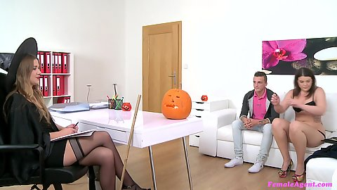Couple Don and vanny come in for special audition with Alexis Emilia