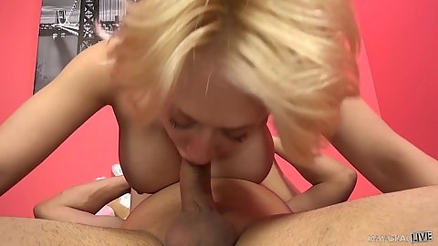 69 and cock sucking with large tits Kagney Linn Karter