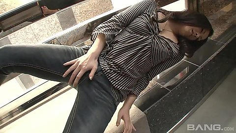 Solo teen asian slut in tight jeans moving sex