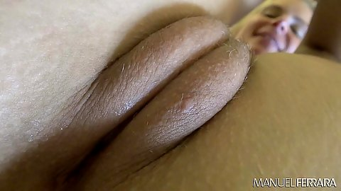 Pov pussy showing close up with self ass fingering and anal from Phoenix Marie