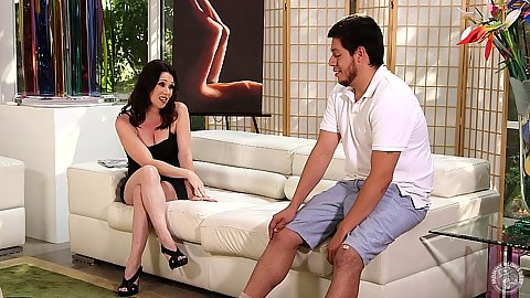 Fully clothed stepmom milf RayVeness