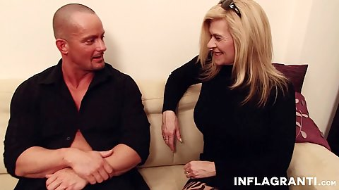 Milf Maria Montana talks about fisting