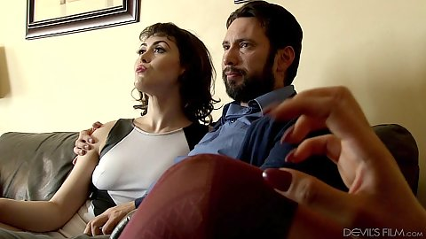 Nice indulging Kimberly Chi and Audrey Noir go to fuck