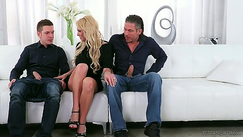 Blonde whore Nadia North is quite the unfaithful type