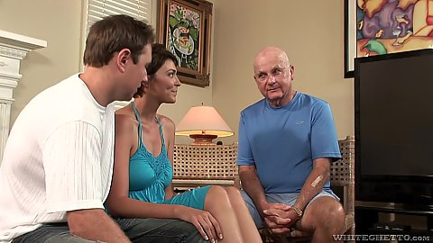 Charlie James agrees to get shared by husband in cuckold