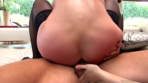 Anal sex with riding on dick with milf and college Candee Licious and Brittany Bardot