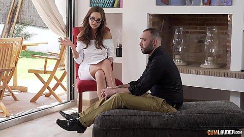Tina Kay is a pervert therapist doctor