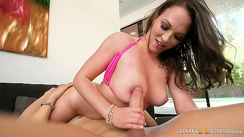 Lily Love stole sisters boyfriend and grinds his dick with her hole