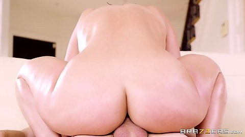 Anal ass sitting and grinding like hell Kelsi Monroe