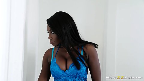 Silly black girl loves to fuck Osa Lovely and Kendall Woods