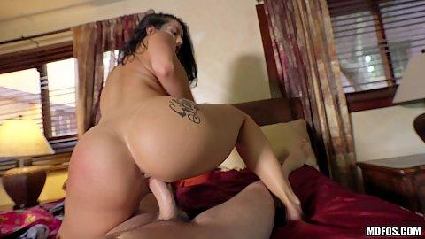 Big ass pov fuck from prison escaped slut Katrina Jade
