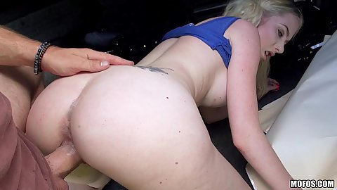 Fucked from behind with Brit Grace Harper