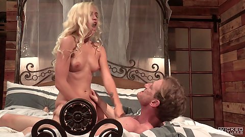Riding dick girl Alex Grey loves to be in control