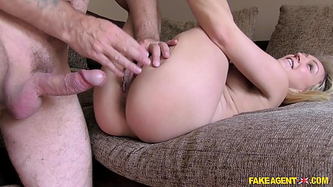 Pussy pounding with tramp stamp future model Amber Deen