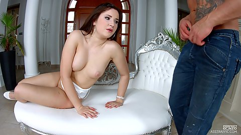Great body and curvy Russian Cherry Bright