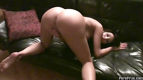 Ex gf gets doggy fucked by her horny bf