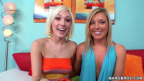 Magical feet with Ally Kay and Lily Labeau