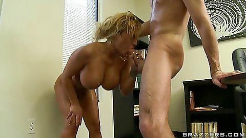 After a full blown anal fuck Shyla Stylez gets a facial