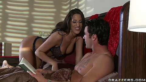 Real wife stories Kortney seduces her husband