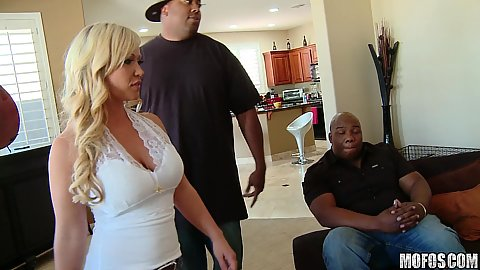 Milfs like it big and black no cock no problem
