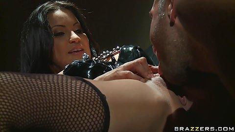 Sophia cheating on her husband what a slut