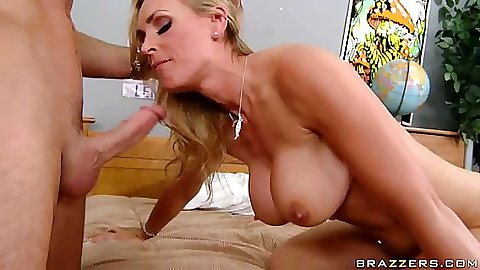 Tanya fucked and sucks what a milf slut